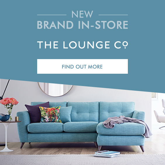 NEW BRAND IN-STORE - The Lounge Co.