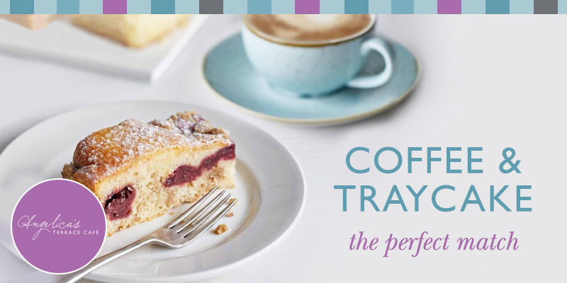 Coffee & Traycake