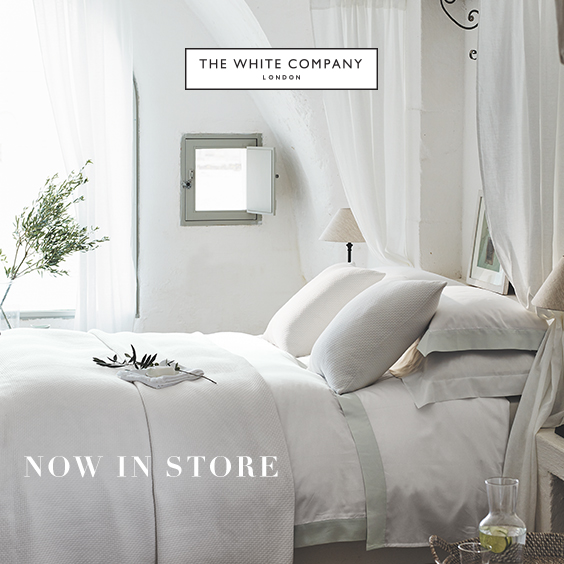 The White Company Now in-store