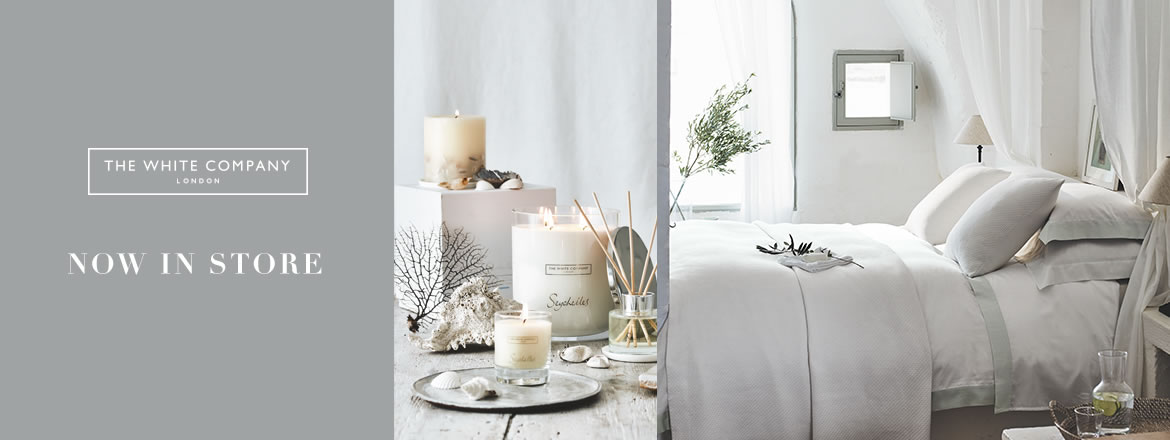 The White Company in store